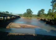 В реках Мостовского района стабилизировался уровень воды