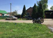 В Щербиновском районе мотоциклист пострадал в ДТП с «Жигули»