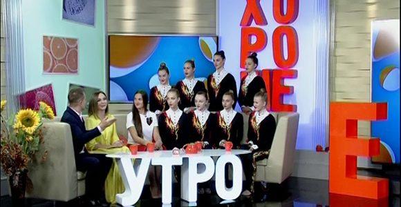 Мария Иванова: эстетическая гимнастика — синхронное плавание на ковре