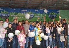 В Чистяковской роще Краснодара прошла акция «Первого радио Кубани»