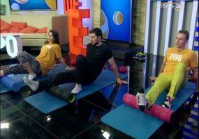 Фитнес-тренер Артур Гмбоян: воздействие на фасции расслабляет мышцы