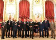 Губернатор Кубани Кондратьев поздравил хирурга Порханова с получением госпремии
