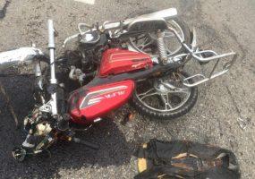 В Темрюкском районе 15-летний водитель мопеда пострадал в ДТП