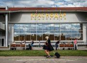 В Краснодаре самолет из Москвы совершил жесткую посадку, задев хвостом полосу