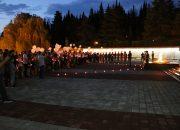 В Сочи в День памяти и скорби прошла траурная церемония