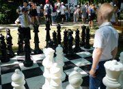 Праздник в честь Дня защиты детей стартовал в Краснодаре на Затоне