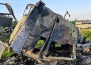 СК проведет проверку по факту столкновения поезда с грузовиком под Краснодаром