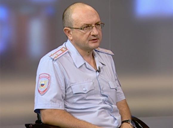 Александр Папанов: в праздник полицейские выходят почти в полном составе