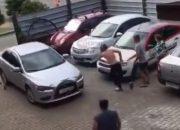 Пьяная езда? В сети обсуждают видео неадекватного вождения в Сочи