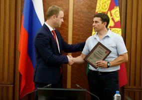 В Краснодаре наградили победителей конкурса «Сделано на Кубани»