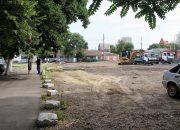 В Краснодаре на месте гаражей создадут сквер Садовый