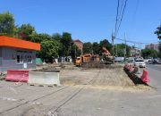 В Краснодаре на улице Стасова оборудуют парковку
