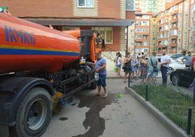 Мэрия прокомментировала случаи отравления водопроводной водой в Краснодаре