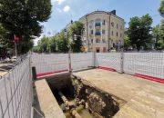 В центре Краснодара станет меньше люков на проезжей части