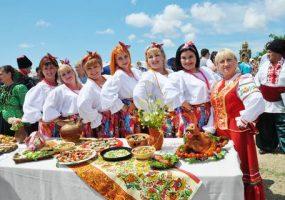В выставочном комлексе «Атамань» пройдет фестиваль «Гарнэ сальцэ»