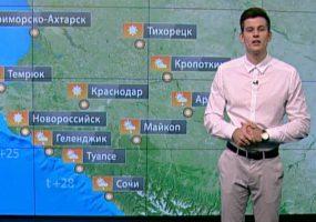 В Краснодарском крае 27 июня прогнозируют кратковременный дождь и грозу