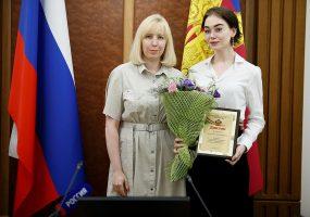 На Кубани 15 студентов и аспирантов получили «Премию IQ года»