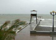 Гостей и жителей Сочи предупредили об усилении ветра