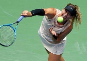 Теннисистка Шарапова вышла во второй круг турнира на Мальорке