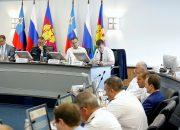 Кондратьев: на Кубани в ближайшие три года создадут 12 пожарных частей