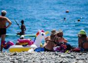 На некоторые пляжи в Сочи можно попасть только по паспортам