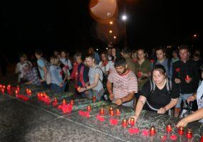 В городе-герое Новороссийске прошла патриотическая акция «Рассвет»