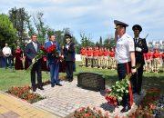 В Сочи установили памятную плиту в честь чиновника царской России