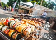 В Сочи стартовал открытый фестиваль барбекю