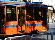 В центре Краснодара из-за ДТП остановлено движение четырех трамвайных маршрутов