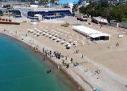 На Кубани заработали все официальные пляжи степной зоны