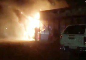 Пожар на ярмарке в Краснодаре произошел из-за бизнесмена, поджегшего свой ларек