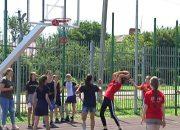 В Кореновском районе прошел этап Всекубанского турнира по стритболу