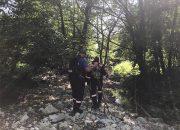 В Сочи в лесу заблудилась 78-летняя пенсионерка