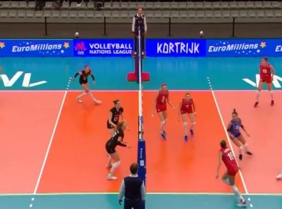 Сборная РФ по волейболу сыграет против Южной Кореи