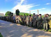 В Мостовском районе 500 казаков вышли на поиски пропавшего мальчика