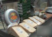 В Краснодаре изъяли крупную партию запрещенного сыра