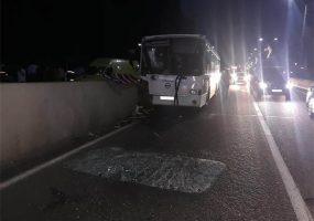 В больницах Сочи остаются 9 человек, которые пострадали в ДТП с автобусом