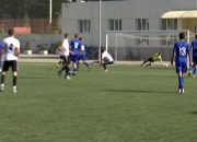 «Академия футбола» проиграла «Предгорью» в матче на Кубок губернатора