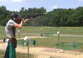 В Адыгее стартовали соревнования Краснодарского края по стендовой стрельбе