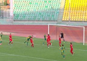 ФК «Кубаночка» в Краснодаре провела матч с красноярским «Енисеем»