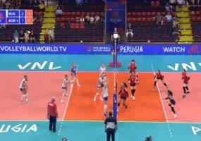 Женская сборная России по волейболу проведет заключительный этап Лиги наций