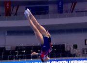 Кубанские батутистки стали бронзовыми призерами Европейских игр — 2019