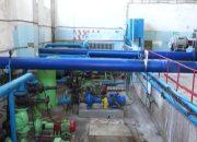 В Геленджике на главной канализационной станции установили новый насос