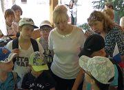 Анна Минькова посетила краевой эколого-биологический центр
