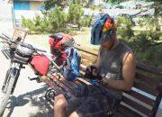 Путешественник Андрей Берман проедет 8 тыс. км на велосипеде