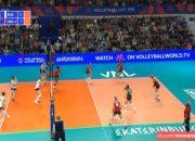 Волейболистки сборной России уступили команде США в матче Лиги наций