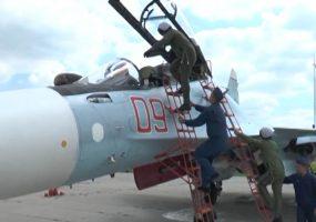 На Кубани воздушные силы ЮВО отработали боевые задачи в рамках учений