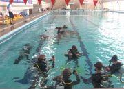 В ВДЦ «Орленок» открылась школа подводных исследований