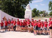 В Анапе после капремонта открыли детский лагерь «Юниор»