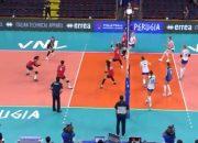 Как сыграли представительницы ВК «Динамо» в Лиге наций